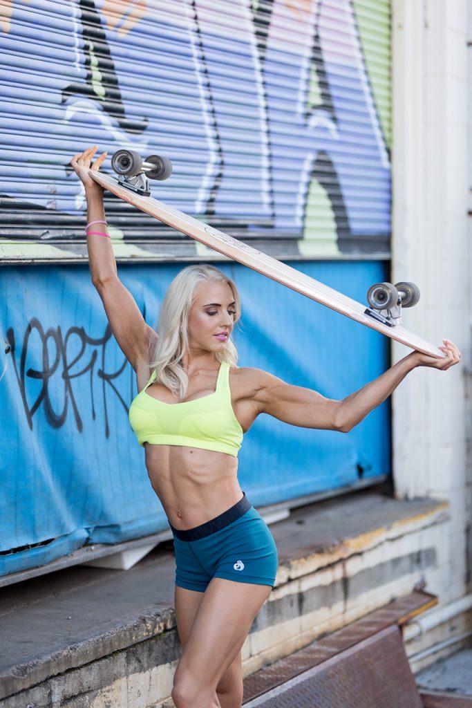 Fitness photo shoot Gold Coast